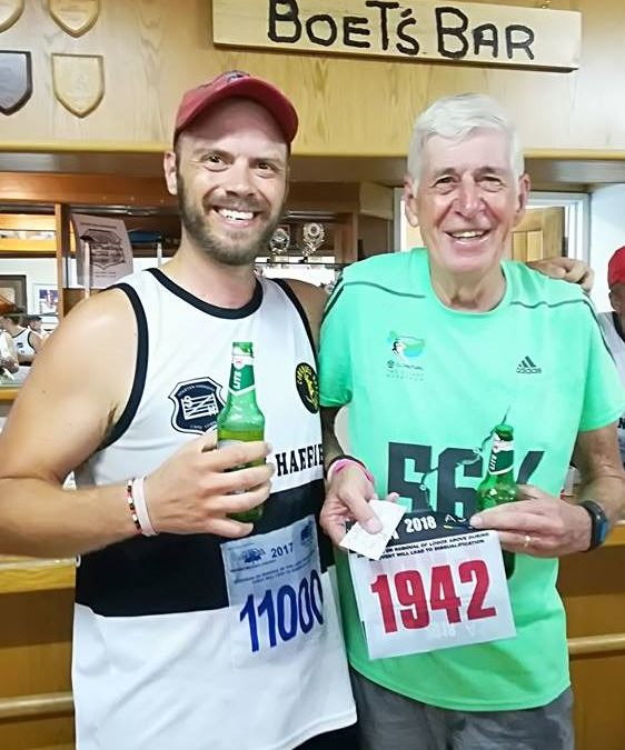 Honoring Boet – A letter to Spartan Harriers
