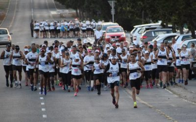 CAPE TOWN MARATHON & PEACE RUN POEM by Allizon Sangster